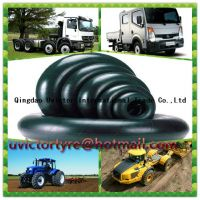 butyl inner tube and natural inner tube