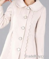 2012 High Quality Womens Fashion Wool Coat