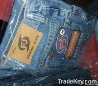 Refurbished Jeans