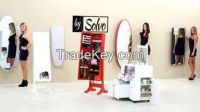 Full Length Jewellery & Accessories Cabinet