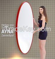 ironing board, whether you're mirror