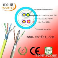4 PAIRS FTP CAT5e LAN Cable