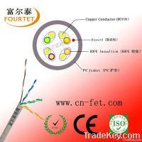 Cat5e/CAT6/ethernet cable PASS FLUKE