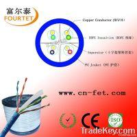 cat6 utp indoor or outdoor lan cable