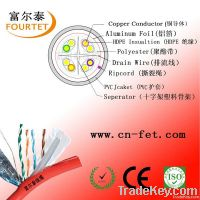 best price ftp cat6 lan cable