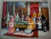 China Handmade Oil Paintings