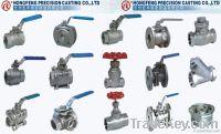 pipe fittings, fasteners