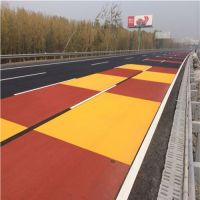 MMA Two-Component Colorful anti-skid Pavement Marking material (MMA Cold Plastic)