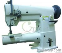 filter bag double needle short arm sewing machine