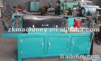 rebar straightening-cutting machine
