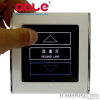 Dimmer control switch