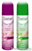 L'carina Hair removal foam