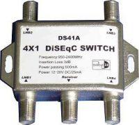 Diseqc switch 4x1