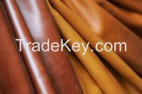Supplying of all Types Genuine Finished Leather