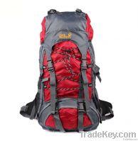 Outdoor multifunction mountaineering bag