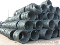 Low Carbon And High Carbon Steel Wire Rod