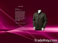 Leather Fashion Coat