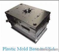 plastic mold base