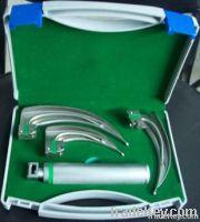 Laryngoscopes Sets Blade and Handle