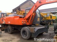 used machine excavator Hitachi