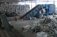 6063 aluminium extrusion profile scrap/Aluminum Extrusion 6063 Scrap
