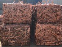 Pure copper wire scrap 99.99%