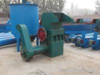 thicked Plastic Crushing & Cleaning Machine