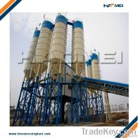 HZS180 batching plant