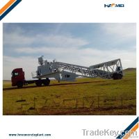 Mobile Concrete Batching Plant (YHZS50/60)