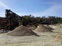 Finished Quality Frac Sand