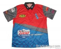2013 Custom Motocycle racing shirt