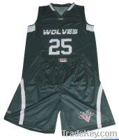 2013 Custom basketball jersey and short