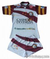 2013 Custom rugby jersey