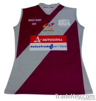 2013 Custom rugby jersey and short