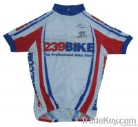 2013 Custom cycling jersey and short with sublimated