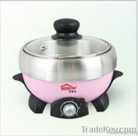 Multi-cooker with 4L Capacity and Adjustable Temperature Control