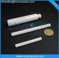 Yttria Stabilized ZrO2/Zirconia Ceramics Shaft/Pump Plunger