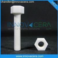 Yttria-Stabilized ZrO2/Zirconia Ceramic Screw/Insulation Application