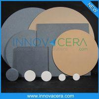 Alumina/SiC/Porous Ceramic Filter Plate/Vacuum Chuck