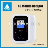 4G LTE mobile wifi hotspot