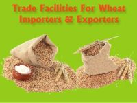 Trade Facilities for Wheat Importers and Exporters