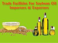 Trade Facilities for Soybean Oil Importers and Exporters