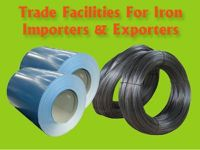Trade Facilities for Iron Importers and Exporters