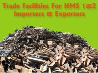 Trade Facilities for Steel Scrap (HMS 1 and 2) Importers and Exporters