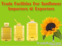 Trade Facilities for Sunflower Oil Importers and Exporters