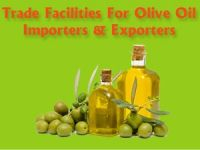 Trade Facilities for Olive Oil Importers and Exporters