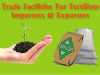 Trade Facilities for Fertilizer Importers and Exporters