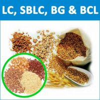 Get LC, SBLC, BG and BCL for Grain Importers and Exporters