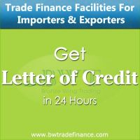 Avail Letter of Credit for Importers and Exporters