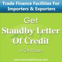 Avail Standby Letter of Credit for Importers and Exporters